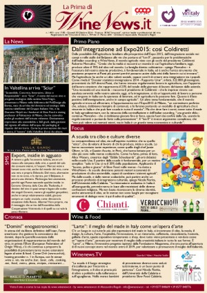 La Prima di WineNews - N. 1493
