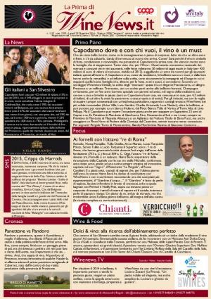 La Prima di WineNews - N. 1532