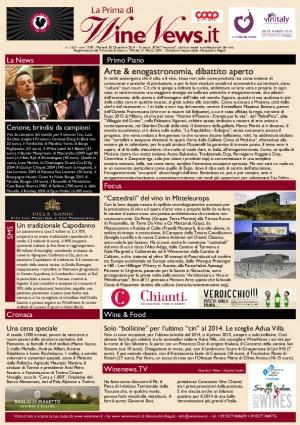 La Prima di WineNews - N. 1533