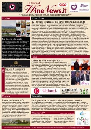 La Prima di WineNews - N. 1534