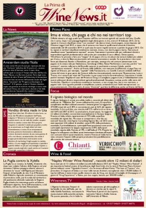 La Prima di WineNews - N. 1551