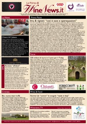 La Prima di WineNews - N. 1552