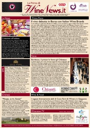 La Prima di WineNews - N. 1553