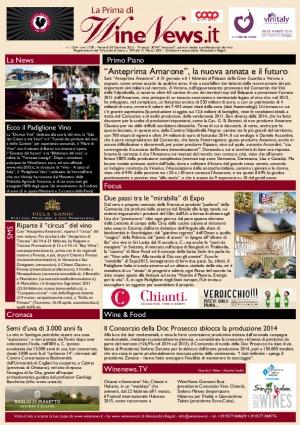 La Prima di WineNews - N. 1554