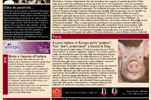 La Prima di WineNews - N. 155
