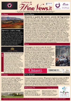 La Prima di WineNews - N. 1571