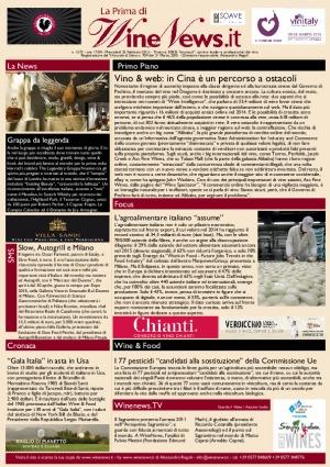 La Prima di WineNews - N. 1572