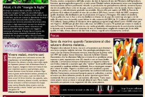 La Prima di WineNews - N. 158