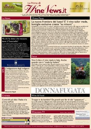 La Prima di WineNews - N. 15