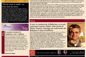 La Prima di WineNews - N. 160