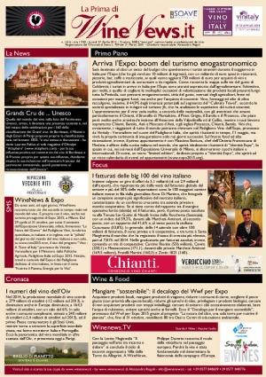 La Prima di WineNews - N. 1616
