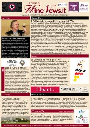 La Prima di WineNews - N. 1617