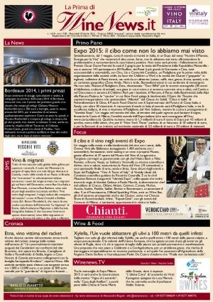 La Prima di WineNews - N. 1618