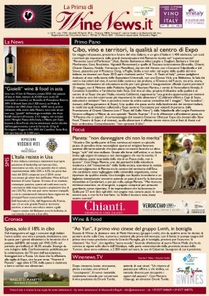 La Prima di WineNews - N. 1619