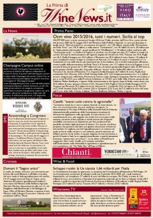 La Prima di WineNews - N. 1636