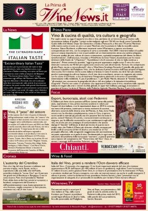 La Prima di WineNews - N. 1637
