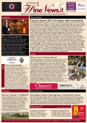 La Prima di WineNews - N. 1638