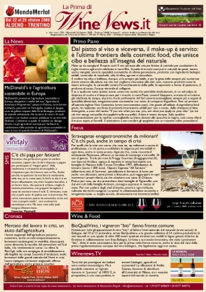 La Prima di WineNews - N. 164