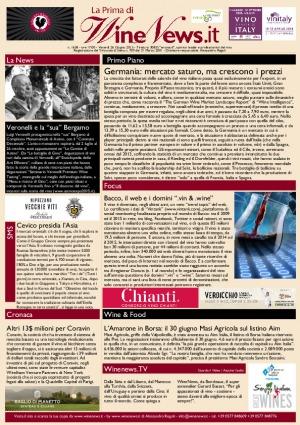 La Prima di WineNews - N. 1658