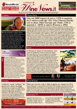 La Prima di WineNews - N. 165