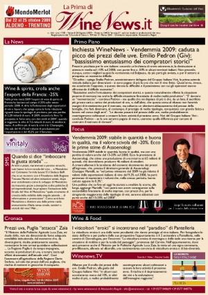 La Prima di WineNews - N. 166