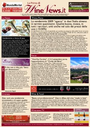 La Prima di WineNews - N. 167