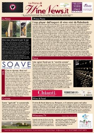 La Prima di WineNews - N. 1681