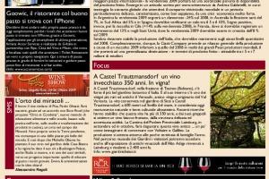 La Prima di WineNews - N. 168