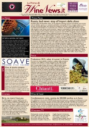 La Prima di WineNews - N. 1701