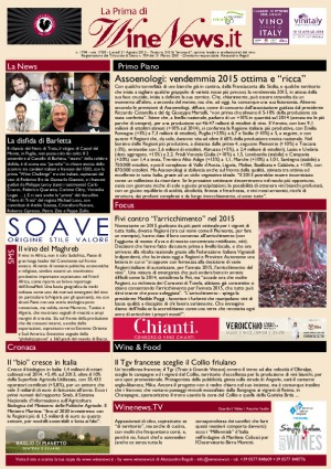 La Prima di WineNews - N. 1704