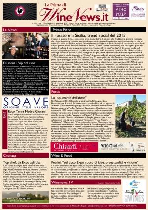 La Prima di WineNews - N. 1723