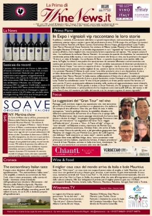 La Prima di WineNews - N. 1724