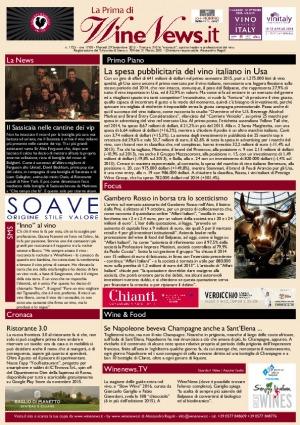 La Prima di WineNews - N. 1725