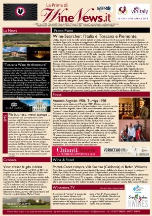 La Prima di WineNews - N. 1807