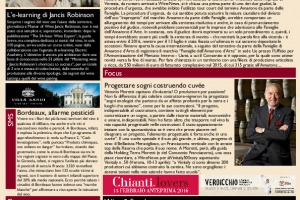 La Prima di WineNews - N. 1819