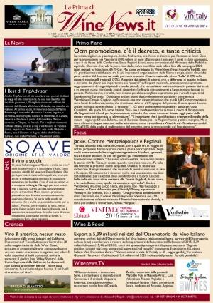La Prima di WineNews - N. 1850