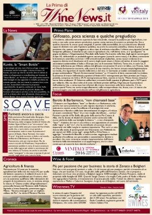 La Prima di WineNews - N. 1852