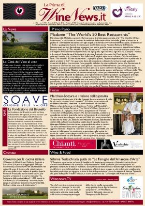 La Prima di WineNews - N. 1875