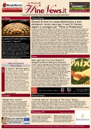 La Prima di WineNews - N. 187