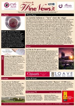 La Prima di WineNews - N. 1895