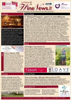 La Prima di WineNews - N. 1918