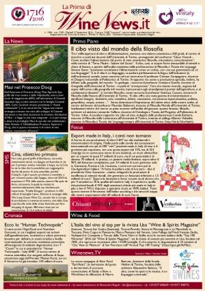 La Prima di WineNews - N. 1984