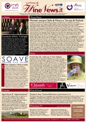 La Prima di WineNews - N. 2026