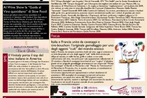 La Prima di WineNews - N. 203