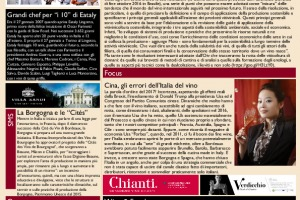La Prima di WineNews - N. 2058
