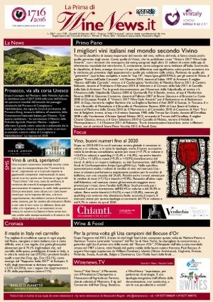 La Prima di WineNews - N. 2067