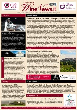 La Prima di WineNews - N. 2068