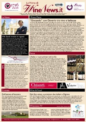 La Prima di WineNews - N. 2070