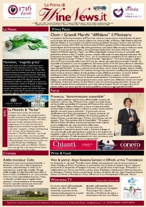 La Prima di WineNews - N. 2088