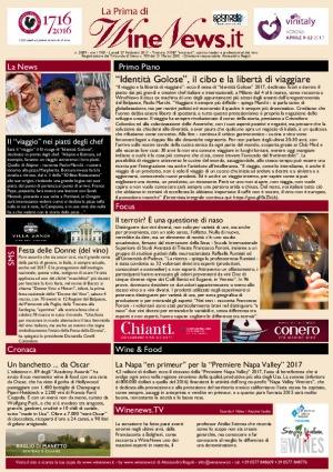 La Prima di WineNews - N. 2089